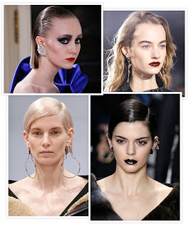 Jewelry trends at Fall/Winter 2016-2017 Fashion Week