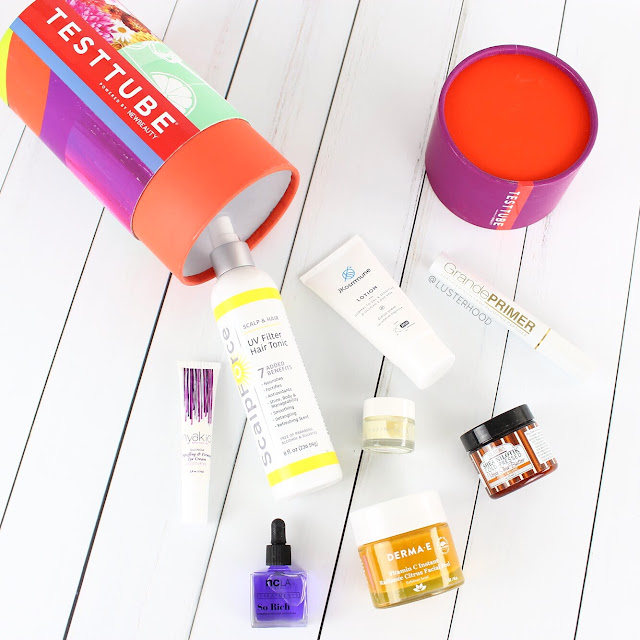 NewBeauty TestTube May 2019  |  Lusterhood
