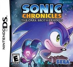 Sonic Chronicles: The Dark Brotherhood, NDS, Español, Mega, Mediafire