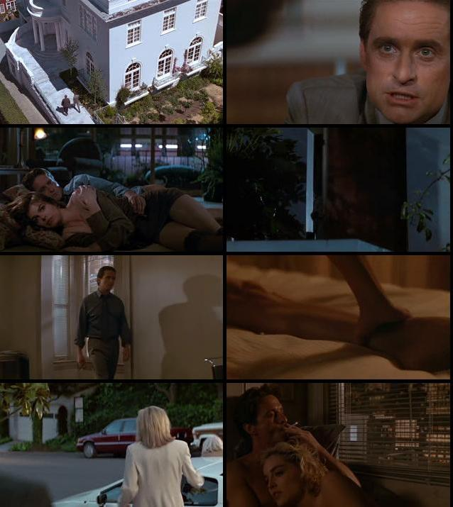 Basic Instinct 1992 UNRATED Dual Audio Hindi 480p BRRip