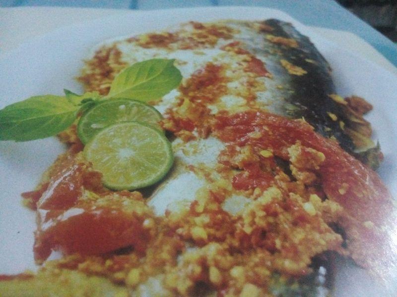 pepes ikan patin khas palembang