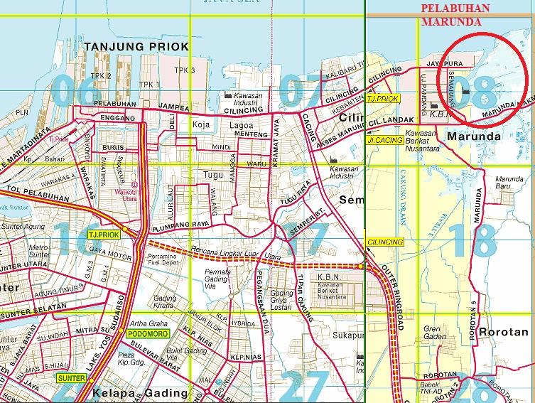INFO JAKARTA: PELABUHAN MARUNDA