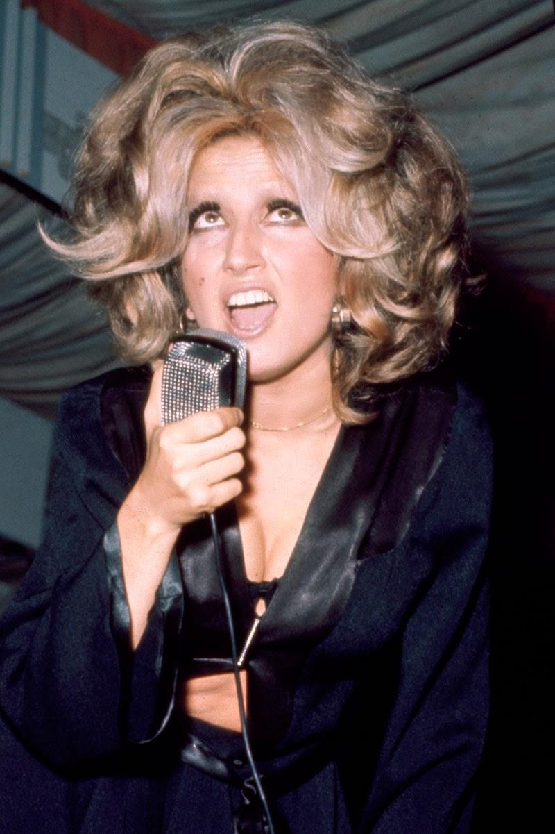 Mina Mazzini anni '70