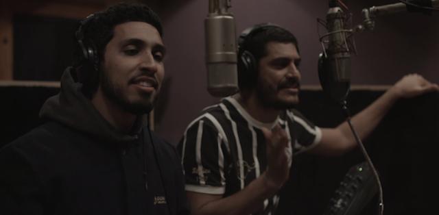 """Rashid lança vídeo de """"Homem do Mundo"""", parceria com Criolo"""