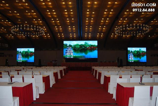 Cho thuê màn hình Led cho hội nghị 2