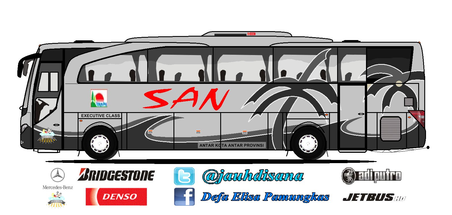Jetbus Hd Livery By Me
