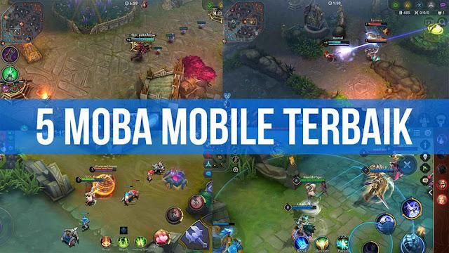 Genre MOBA telah mengambil dunia dengan gameplaynya yang sangat di gemari [BEST 5] Game MOBA Offline Android Terbaik, Paling Ringan RAM 512 Jangan Khawatir!