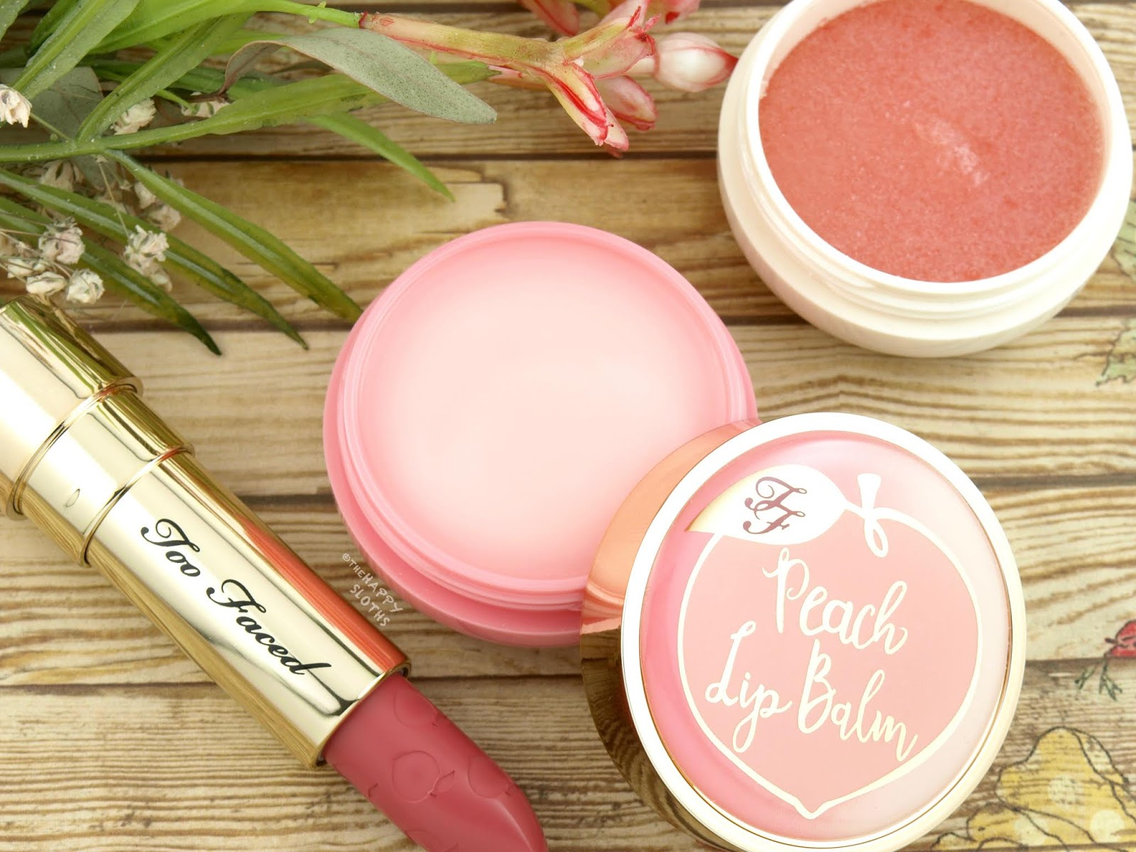 Too Faced | Peach Lip Balm: Review