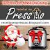 Sorteio de Natal do blog Receitas na Pressão