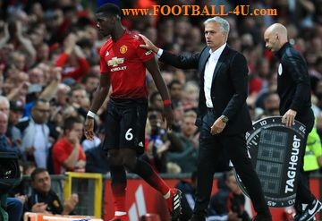 Manchester United , José Mourinho , Paul Pogba , Football-4u
