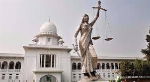 إعادة تمثال العدالة الذى أغضب المتشددين إلى مكانه