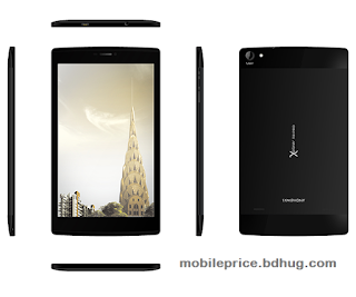 Symphony Xplorer T8 PRO Feature, Specification, Price In Bangladesh