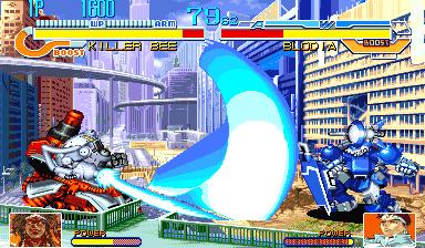 Cyberbots Full Metal