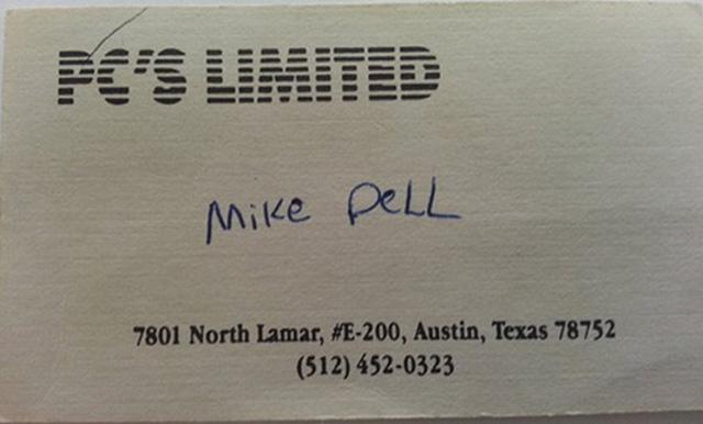 Michael Dell – Dell