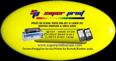 SERVICE PRINTER DAN JUAL BELI TINTA TONER BARU DAN BEKAS, MENERIMA SERVICE PRINTER PASSBOOK. BEKASI