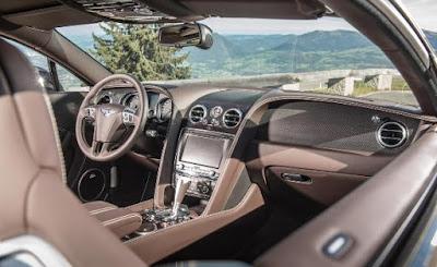 Bentley Continental GT: World class interior craftsmanship