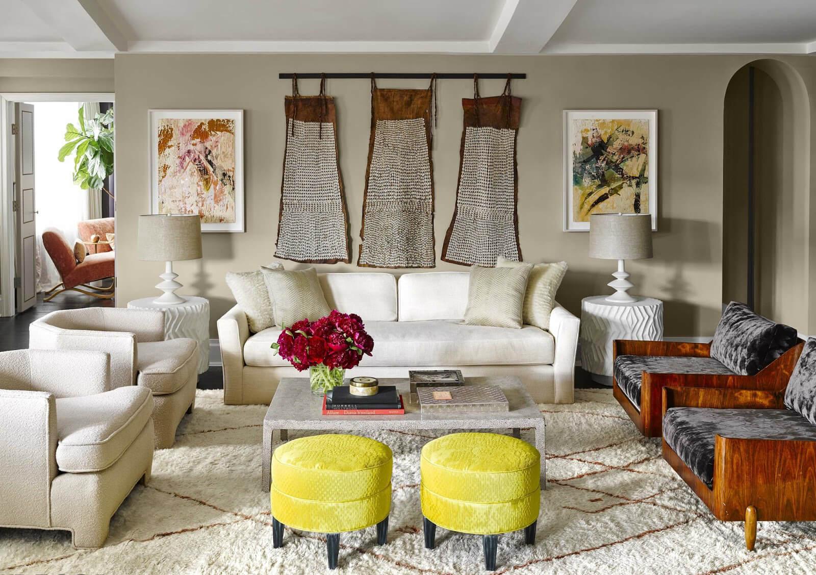 Living Room Sofa Designs 2017 Corte Ingles Cama Oferta Les Nouvelles Tendances Décoration D 39intérieur Pour 2019