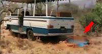Video Lucu di Kejar Singa Hampir Telanjang | Bikin Ngakak