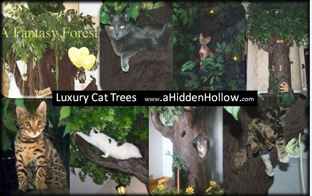 Luxury Pet Trees