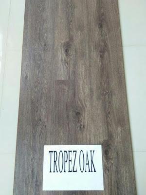 lantai parket eazyfloor type tropez oak