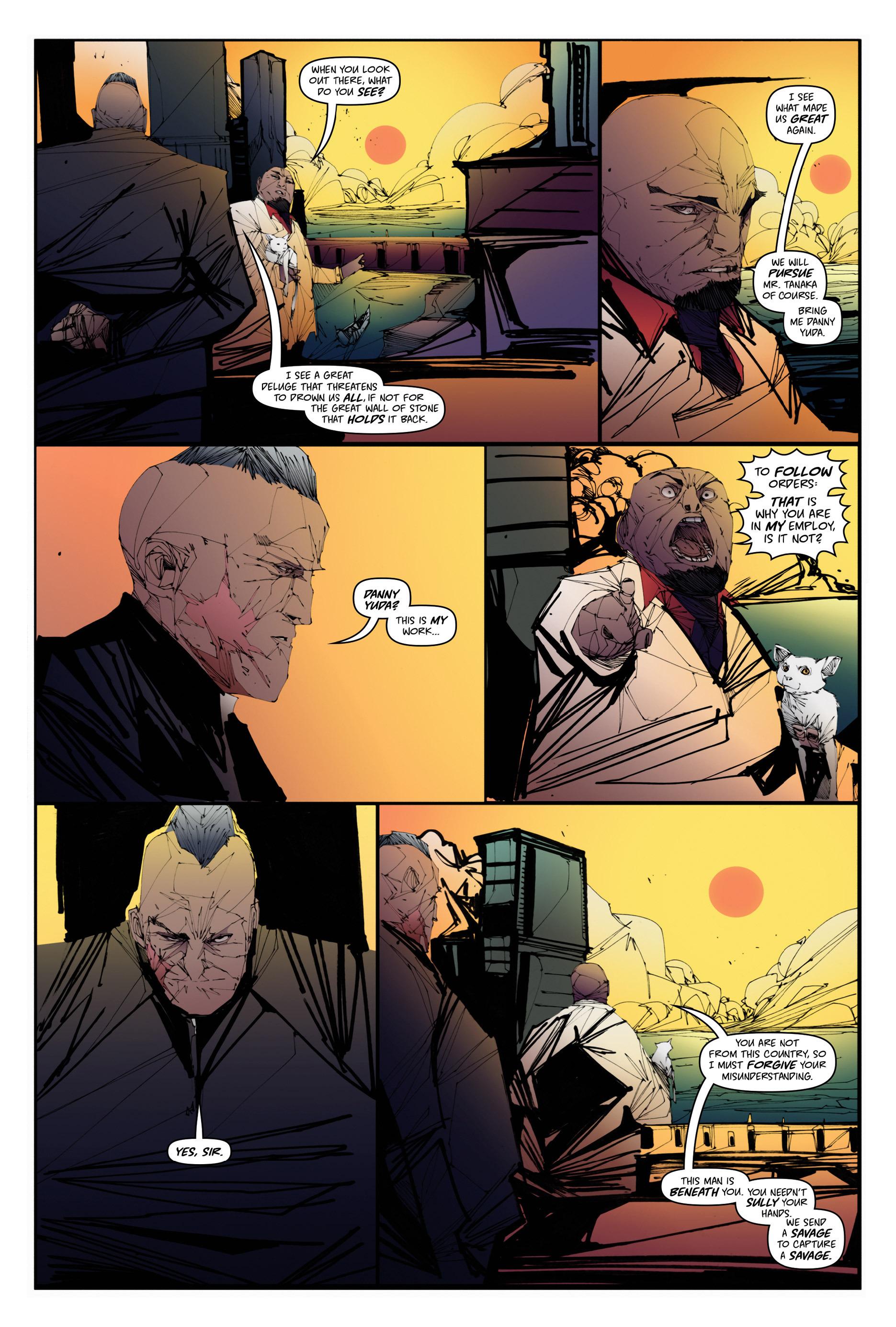 Read online Scrimshaw comic -  Issue #1 - 22