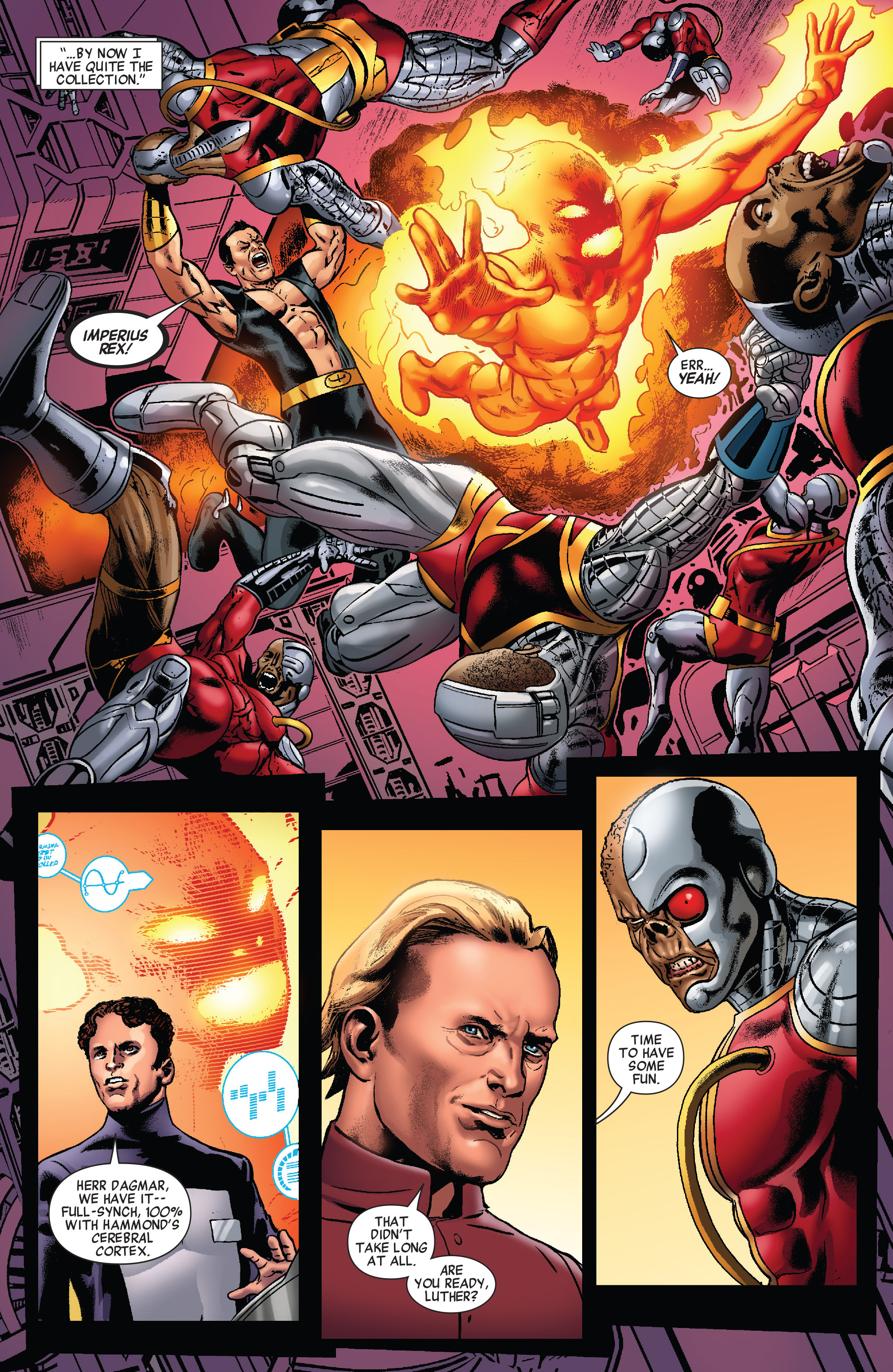 Read online All-New Invaders comic -  Issue #9 - 12