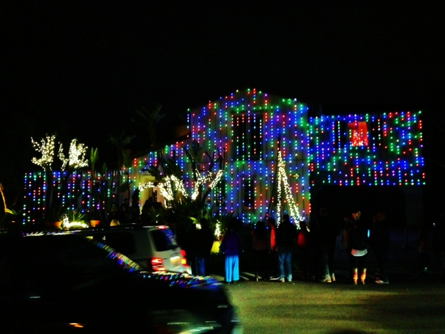 Orange County Mom Blog Best Holiday Lights In Orange County