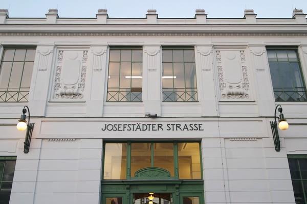vienne vienna otto wagner art nouveau sécession station métro josefstädter strasse