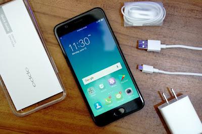 Tips Terbaru Untuk Flash Oppo A57 via SD Card