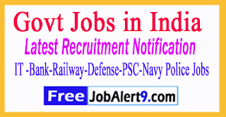 Click Here For CVRDE Recruitment 2017 Detailed Advertisement.  Click Here For Application Form.