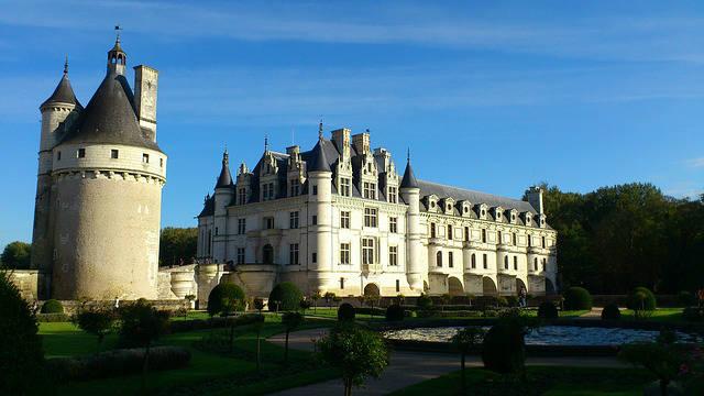 5 viajes que todos deberíamos hacer antes de morir, castillos de Loira