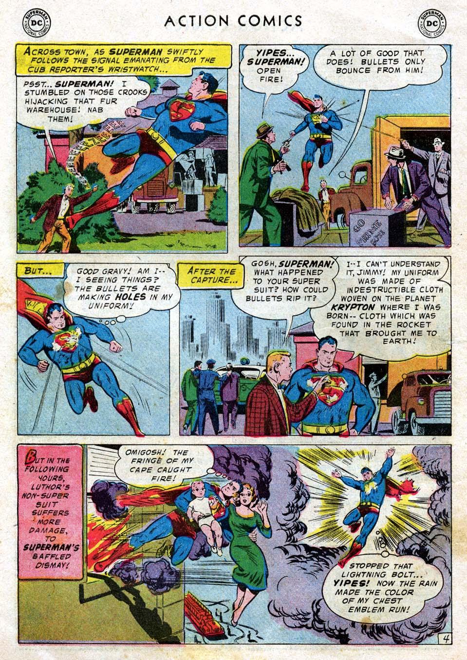 Action Comics (1938) 236 Page 5