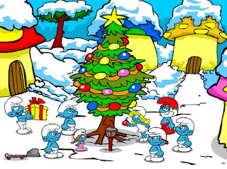 La Ultima Navidad de los Pitufos - Jugado y Resuelto!
