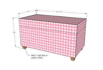Toy Box Plans Boys Pdf Woodworking