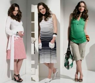 Amazing Ladies Fashion: Fashion Tips For Pregnant Women