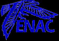 ecole nationale d'aviation civile logo