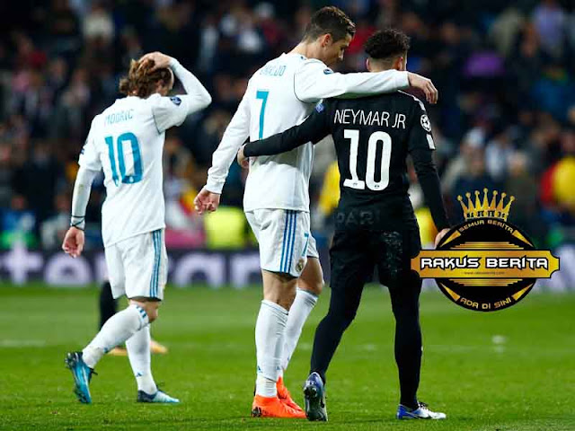 Kode KERAS ! : Zidane 'Neymar Cocok Untuk Madrid'