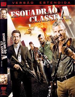 Esquadrão Classe A (2010) Blu-Ray 720p Dublado