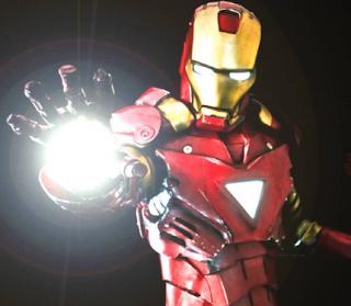 علوم الأبطال الخارقين : الرجل الحديدي