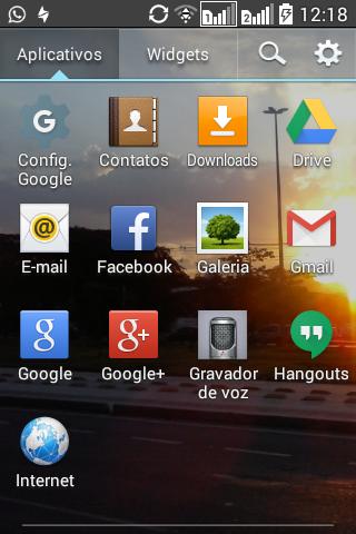 Apps - celular