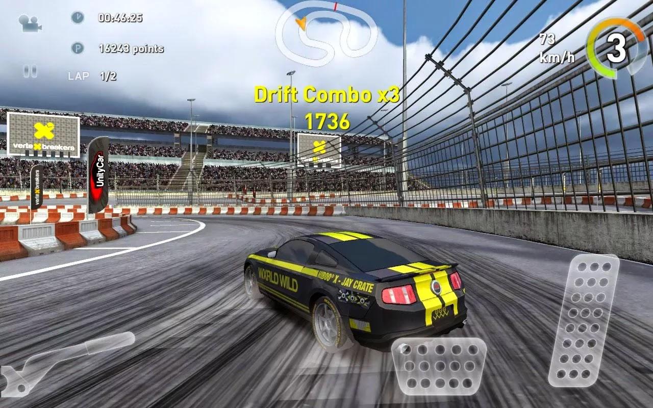 download game car x drift racing mod apk