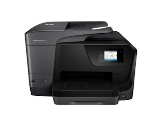HP OfficeJet Pro 8710 Printer Drivers Download