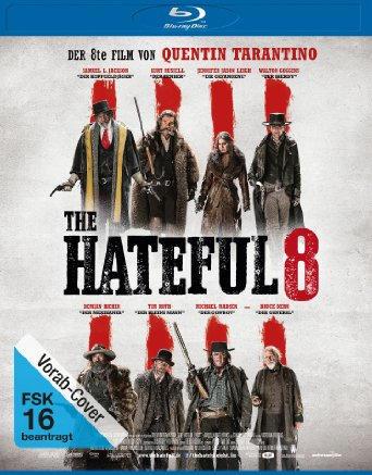 Los 8 Mas Odiados (2015) 1080p HD Latino