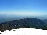 Ущелье и хребет Харангони, 1 день похода, Варзоб, горы Таджикистана