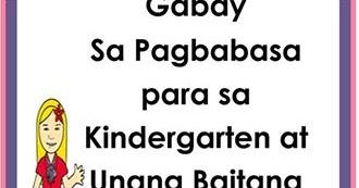 Pagbasa Ng Filipino