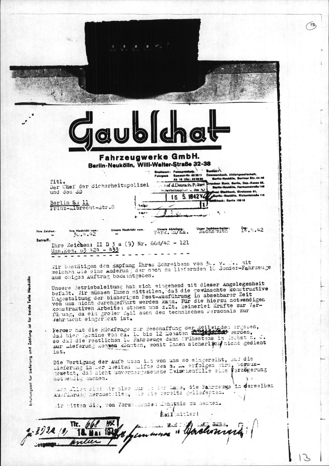 Holocaust Controversies: Contemporary German Documents on Homicidal ...