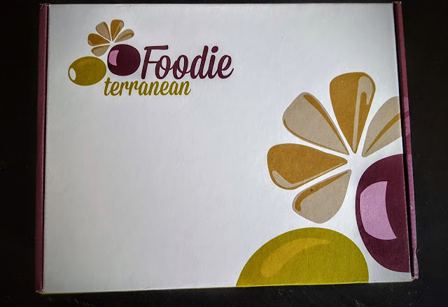 foodie terranean subscription box review