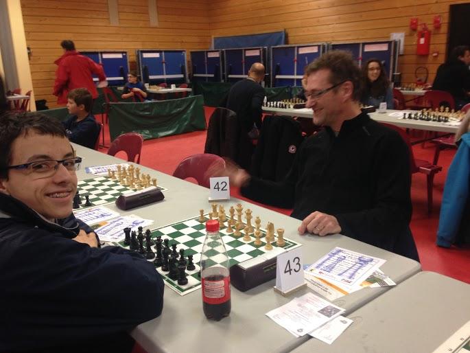 François Galan sur la liste de Philippe Dornbusch pour l'élection FFE 2016 - Photo © Chess & Strategy