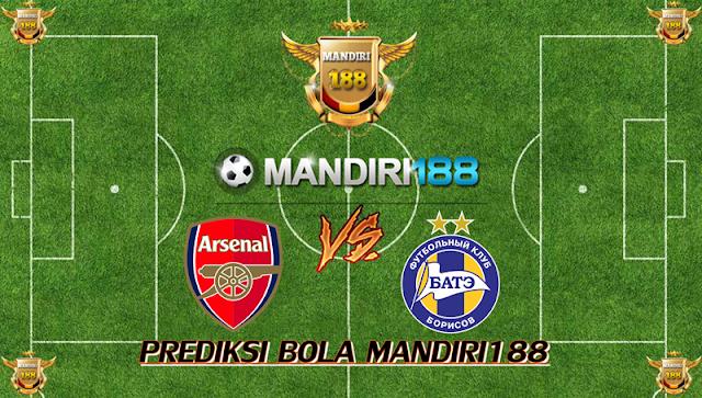 AGEN BOLA - Prediksi Arsenal vs BATE Borisov 8 Desember 2017