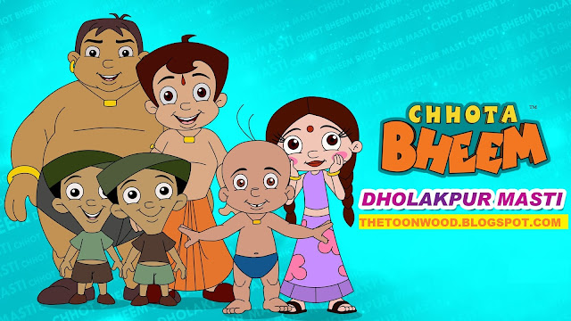 Chhota Bheem HINDI Episodes Download[HD]